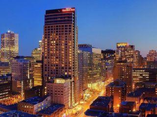 Montreal im Hilton Garden Inn Montreal Centre-Ville