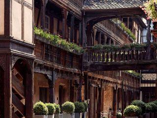 Straßburg im Hôtel Cour du Corbeau Strasbourg - MGallery By Sofitel
