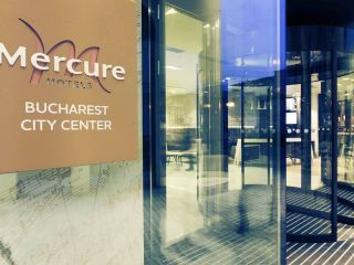 Urlaub Bukarest im Mercure Bucharest City Center