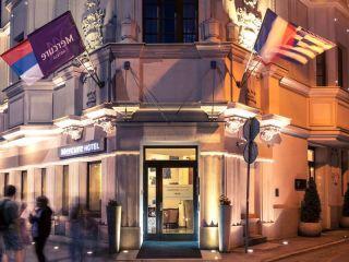 Belgrad im Mercure Belgrade Excelsior