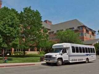 Washington D.C. im Kellogg Conference Center