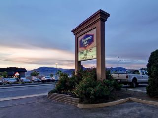 Urlaub Kamloops im Hampton Inn by Hilton Kamloops