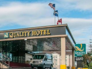 Montreal im Quality Inn Dorval Airport