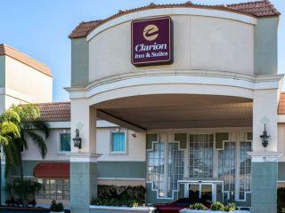 Clearwater Beach im Clarion Inn & Suites
