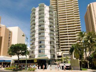 Honolulu im Aston Waikiki Circle