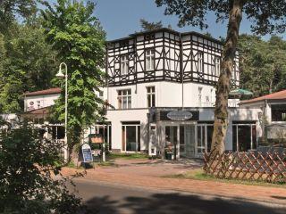 Urlaub Ostseebad Prerow im Best Western Plus Ostseehotel Waldschlösschen