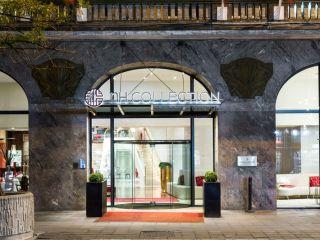 Urlaub Brüssel im NH Collection Brussels Centre