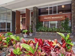 Waikiki im Pacific Monarch