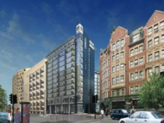 Manchester im DoubleTree by Hilton Hotel Manchester - Piccadilly