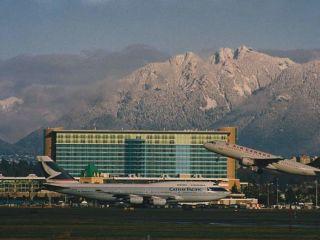 Urlaub Richmond im Fairmont Vancouver Airport