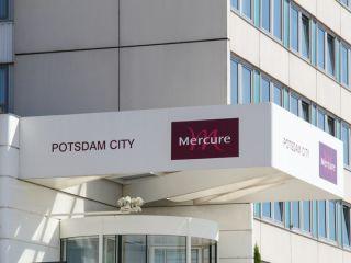 Potsdam im Mercure Hotel Potsdam City