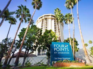 Urlaub San Diego im Four Points by Sheraton San Diego Downtown