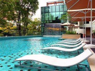 Urlaub Singapur im Park Regis Singapore