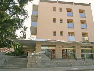 Urlaub Calella de la Costa im Hotel Bon Repos