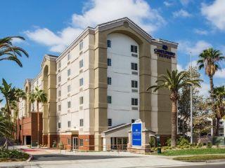 Urlaub Anaheim im Candlewood Suites Anaheim - Resort Area