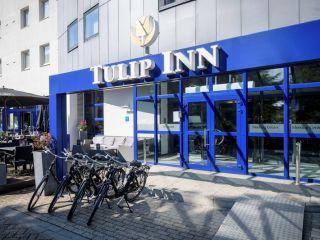 Antwerpen im Tulip Inn Antwerpen