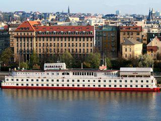 Urlaub Prag im Botel Albatros