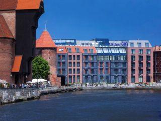 Urlaub Danzig im Hilton Gdansk