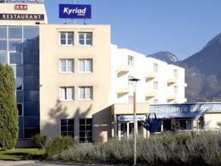 Urlaub Fontanil-Cornillon im Kyriad Grenoble Nord - Le Fontanil