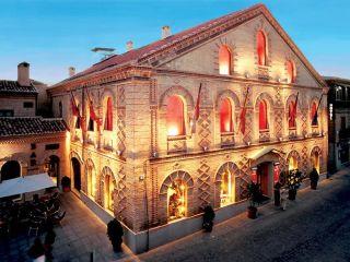Toledo im Hotel San Juan De Los Reyes