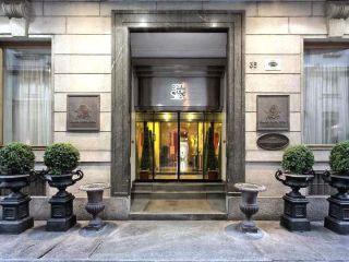 Turin im Grand Hotel Sitea