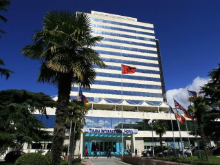 Tirana im Tirana International
