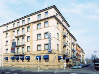 Mannheim im Centro Hotel Augusta