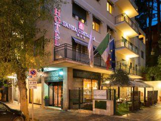 Rom im Hotel Santa Costanza