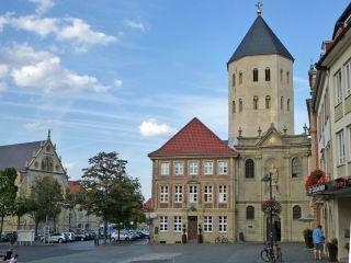 Paderborn im IBB Blue Hotel Paderborn