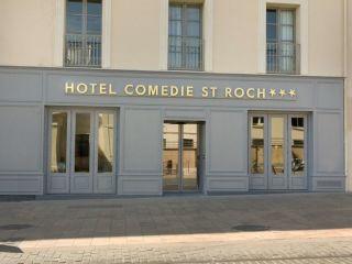 Montpellier im Best Western Plus Comédie Saint Roch
