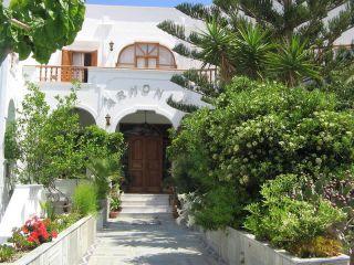 Urlaub Kamari im Hotel Armonia
