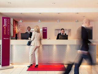 Urlaub Duisburg im Mercure Hotel Duisburg City