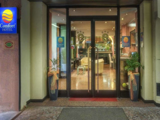 Genua im Comfort Hotel Europa Genova City Centre