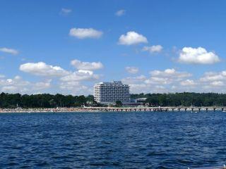 Timmendorfer Strand im Maritim Seehotel Timmendorfer Strand
