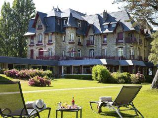 Urlaub La Baule-Escoublac im Hôtel Barriére Le Castel Marie-Louise