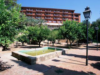 Cordoba im Parador de Córdoba