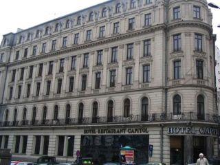 Urlaub Bukarest im Hotel Capitol