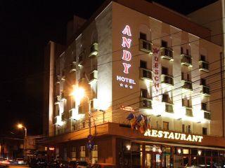 Urlaub Bukarest im Andy Hotel