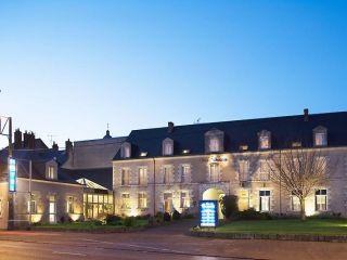 Urlaub Orléans im Hôtel Escale Oceania Orléans