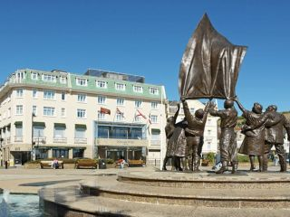 Urlaub St. Helier im Pomme d'Or