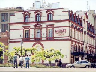 Urlaub Odessa im Mozart