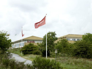 Aalborg im Scandic Aalborg Øst