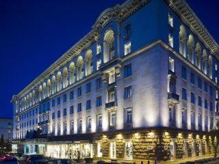 Sofia im Sofia Hotel Balkan, a Luxury Collection Hotel