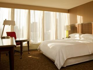 Urlaub Denver im Sheraton Denver Downtown Hotel