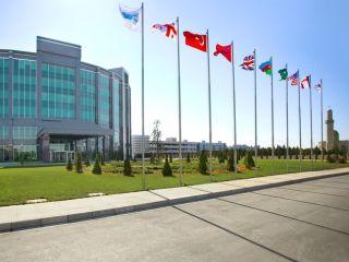 Baku im Sheraton Baku Airport Hotel