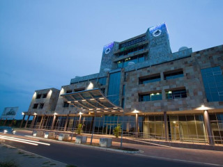 Gaborone im Masa Square Hotel
