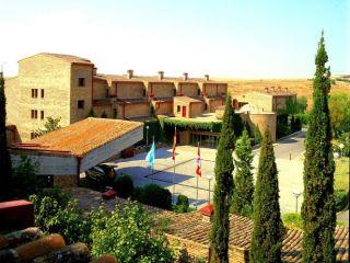 Segovia im Parador de Segovia