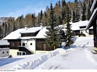 Sankt Oswald  (Bad Kleinkirchheim) im Feriendorf Kirchleitn