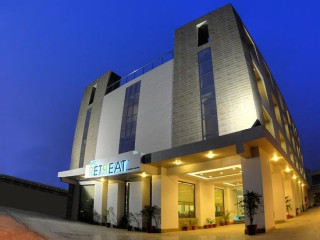 Agra im Hotel The Retreat