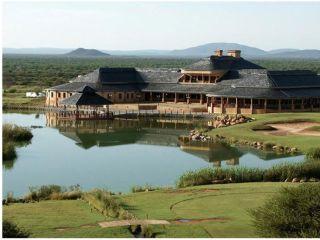 Gaborone im Phakalane Golf Estate Hotel Resort